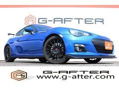BRZtS GTパッケージ250台限定車STiエアロSTi18AW