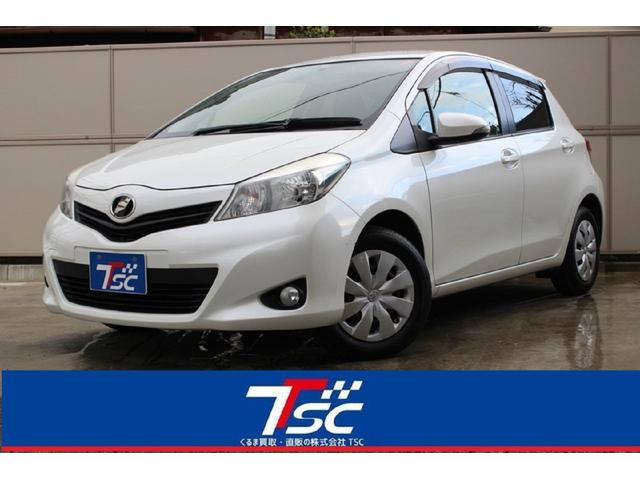 Photo of TOYOTA VITZ F SMART STOP PACKAGE SMILE EDITION / used TOYOTA
