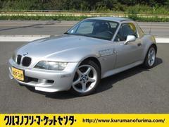 BMW Z3ロードスター2.0 ハードトップ 5速マニュアル 左ハンドル