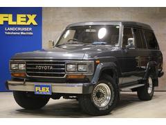 ランドクルーザー60VX ワンオーナー車 記録簿14枚 最終型 NOxPM適合