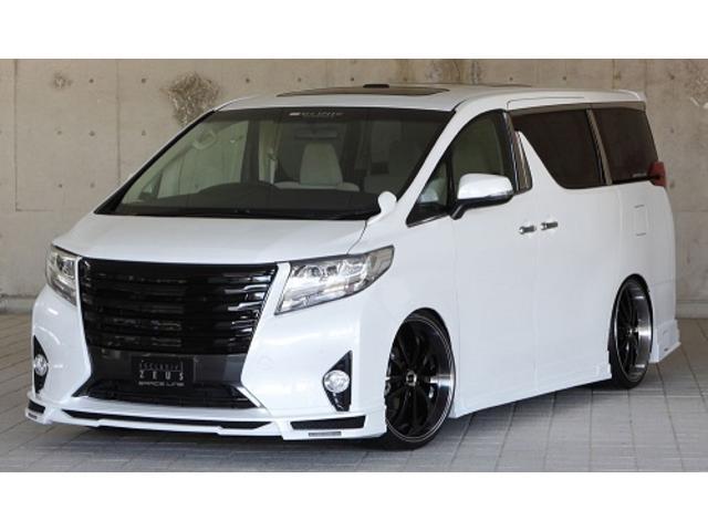 トヨタ 2.5X 新車カスタムコンプリート