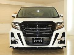 アルファード2.5S 新車カスタムコンプリート 車高調Ver LED