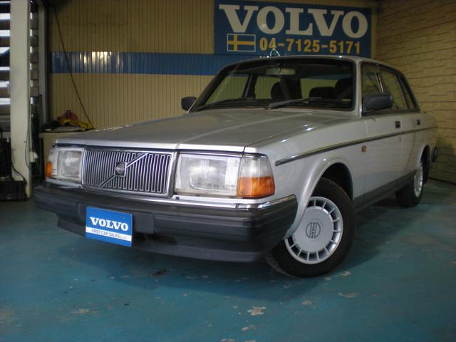 ボルボ 240 GL ABS エアバック 後期モデル (車検整備付)