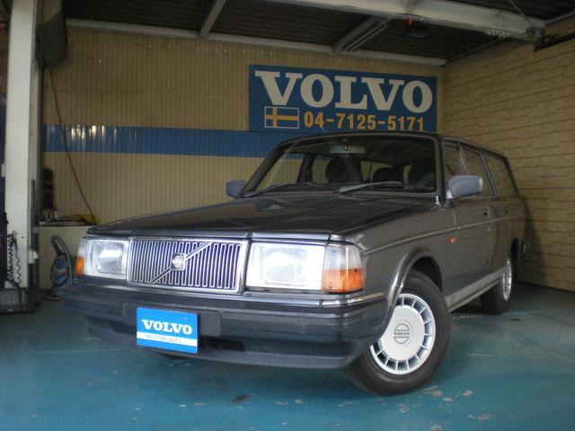 ボルボ 240ワゴン 240GLワゴン 後期モデル ABSエアバッ...