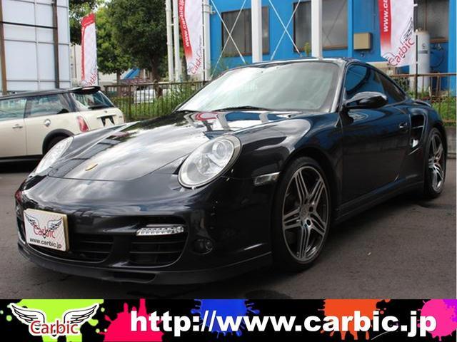 ポルシェ 911 911ターボ LEDテール ETC HDDナビ ...