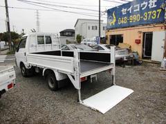 バネットトラックスーパーローDX 垂直パワーゲート 5MT