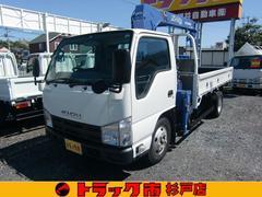 エルフトラックTADANO 3段クレーン ラジコン 積載2トン