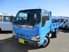 エルフトラック強化ダンプ 高床 Wタイヤ 3000Kg積載