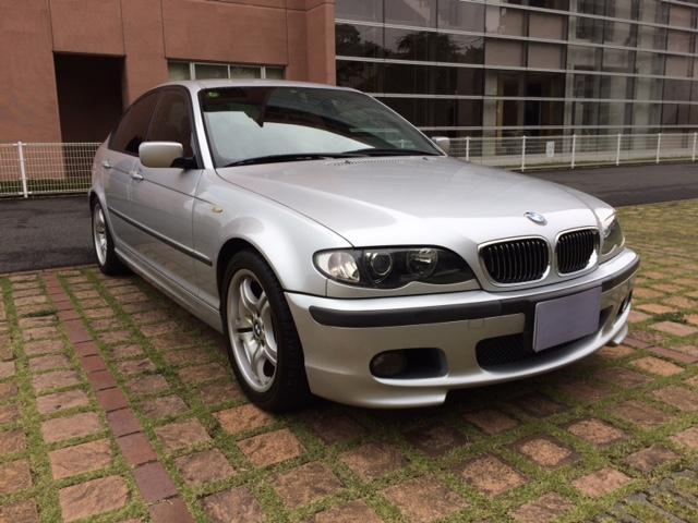 BMW 3シリーズ 330iMスポーツ左ハンドルディラー車ワンオー...