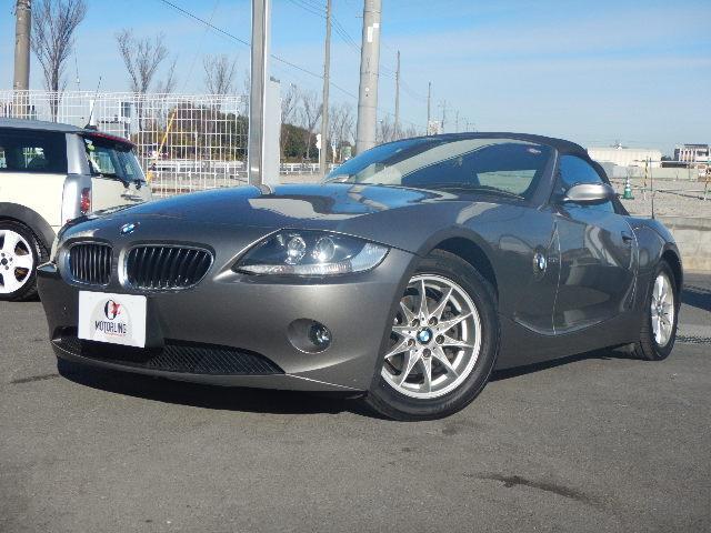 BMW Z4 2.2i 正規ディーラー車 電動オープン (なし)