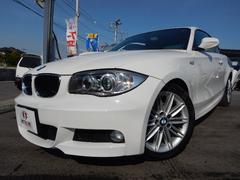 BMW120iMスポーツPKG 正規ディーラー車 本革シート