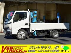 ダイナトラックジャストロー 10尺 簡易クレーン タダノ 積載1950kg