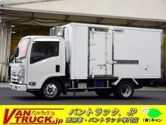 エルフトラックセミロング 冷蔵冷凍車 サイドドア スタンバイ −30度