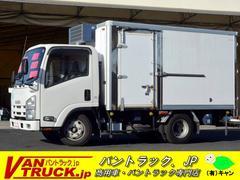 エルフトラックセミロング 冷凍車 スタンバイ −30度 サイドドア 2t