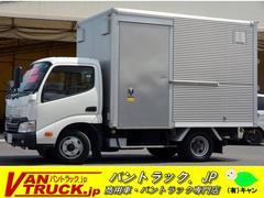 トヨエース10尺 アルミバン サイドドア AT車 積載2000kg