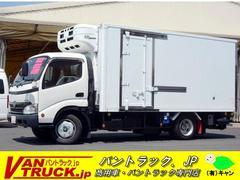 デュトロワイドロング 冷蔵冷凍車 格納リフト サイドドア AT 2t