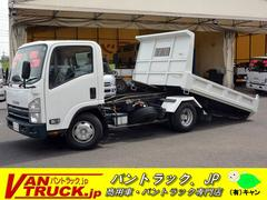 エルフトラックワイド ローダーダンプ 積載3650kg