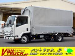 エルフトラック標準ロング ウィング 積載2t 日本フルハーフ