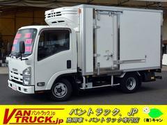 エルフトラック10尺  冷蔵冷凍車 −30度設定 サイドドア 菱重