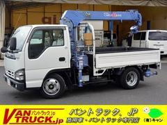 エルフトラック4段クレーン 積載2000kg 10尺 タダノ製