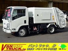 エルフトラックパッカー車 フジマイティー製 4.4立米 積載2000kg