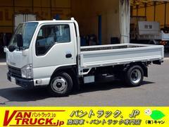 エルフトラック10尺 平ボディー 積載2000kg スムーサーEX