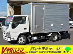 エルフトラック10尺 アルミバン サイドドア 積載2000kg スムーサー