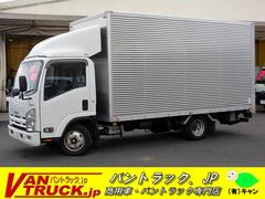エルフトラックワイドロング アルミバン マルチゲート 積載2000kg
