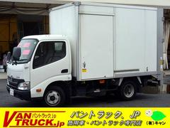 ダイナトラック10尺 パネルバン スライドリフト付 積載2000kg