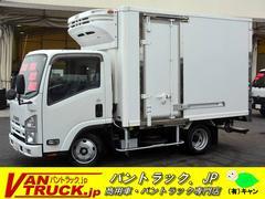エルフトラック10尺 冷蔵冷凍車 積載2000kg サイドドア 菱重製