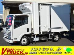 エルフトラック10尺 冷蔵冷凍車 積載2000kg サイドドア ジョルダー