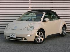VW ニュービートルカブリオレプラス 革シート シートヒーター キーレス