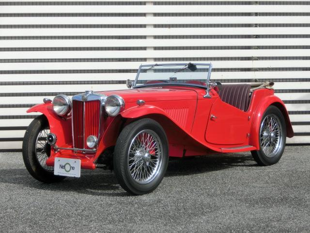 MG 他 MG TC ETC (車...