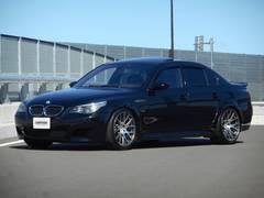 BMWE60 M5 アラゴスタ車高調 サクラムマフラー