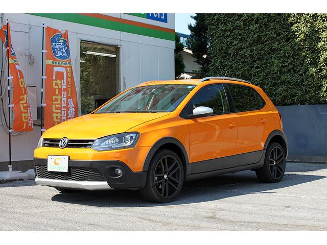 Photo of VOLKSWAGEN POLO CROSS POLO / used VOLKSWAGEN