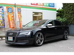 アウディ A84.0TFSIクワトロ  左H Audiデザインセレクション