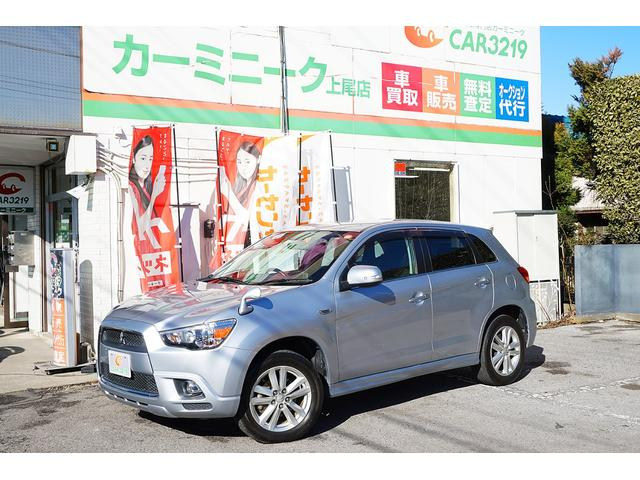 Photo of MITSUBISHI RVR G / used MITSUBISHI