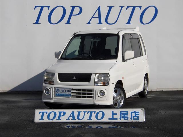 三菱 トッポBJ Z エアロ キーレス 無修復歴車 (なし)