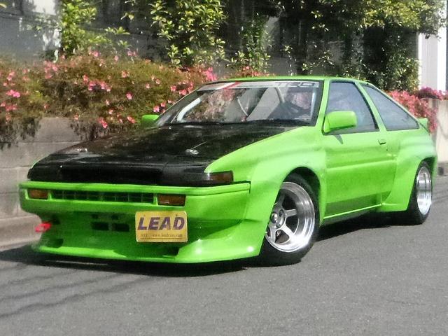 トヨタ GT APEX 社外メタルクラッチ TRD機械式LSD