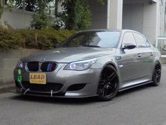 BMWM5  Power Craftマフラー OS技研 LSD