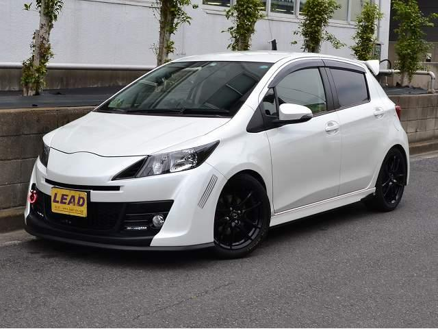 Photo of TOYOTA VITZ RS GS SMART PACKAGE / used TOYOTA