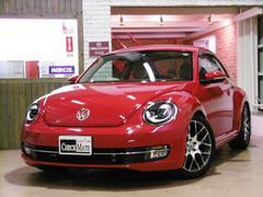 VW ザ・ビートルデザイン ワンオーナー ナビTV後カメラETC ローダウン