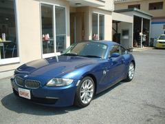BMW Z4クーペ3.0si 本革 ETC HID キーレス
