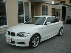 BMW135i 本革 ナビ HID ETC キーレス