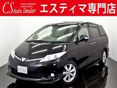 エスティマG SDナビ地デジ 両自動ドア シートヒーター 新品タイヤ