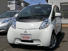 アイミーブ G 16.0kwh EV専用地デジナビ LED 急速充電(三菱)