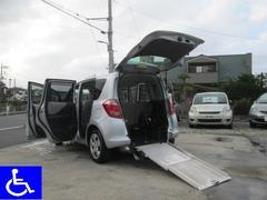 ラクティスG福祉車両 スローパー HDDナビ クルコン Tチェーン