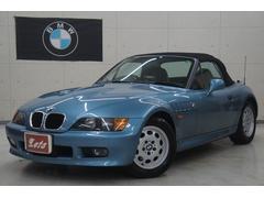 BMW Z3ロードスター1オーナー 007カラー ガレージ保管 フル記録簿 正規D車