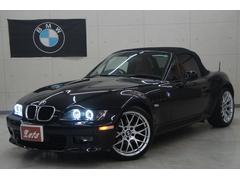 BMW Z3ロードスター2.2i最終後期 赤革 18AW イカリングHID 正規D車