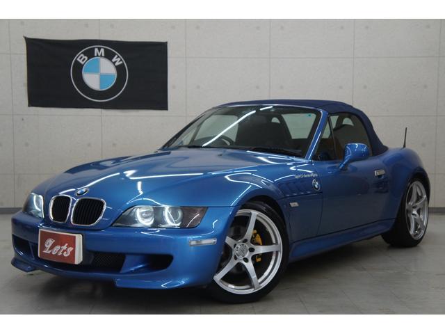 BMW Z3ロードスター 2.0 特別仕様車後期 Mバンパー 18...